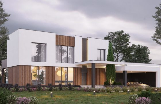 Villa «Musta»